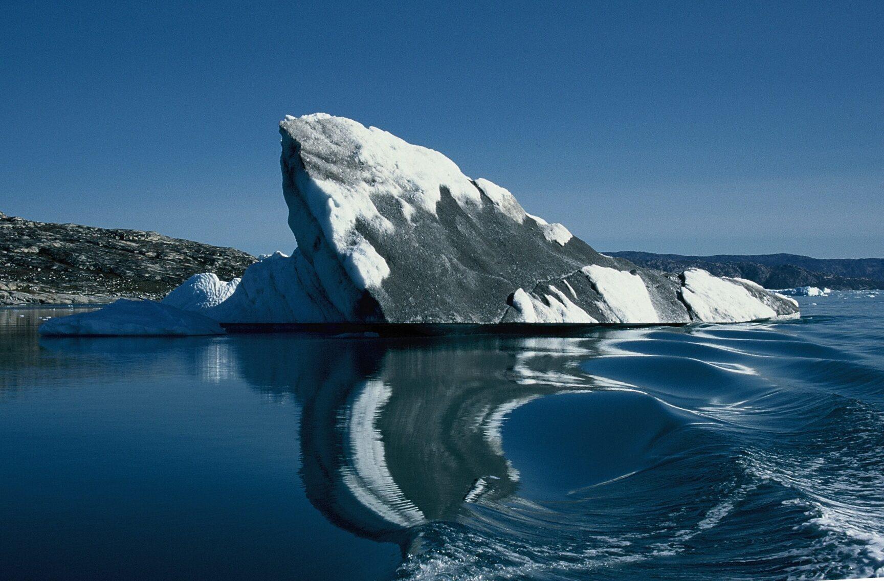 ledovec v GL